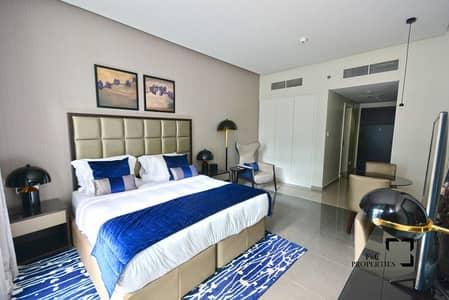 استوديو  للايجار في الخليج التجاري، دبي - Stunning Studio | Luxurious | With Balcony