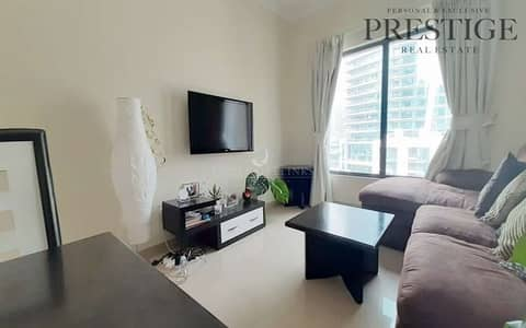 Unique one bedroom flat in the heart of Marina