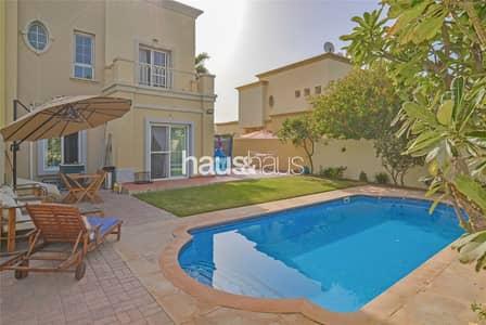 فیلا 3 غرف نوم للبيع في الينابيع، دبي - Springs 15 | Type 3E | Large plot | Call Isabella