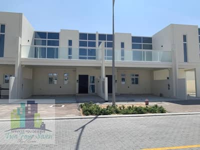 4 Bedroom Townhouse for Sale in Akoya Oxygen, Dubai - SINGLE ROW 4BED WITH MAID CLOSE KITCHEN