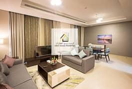 شقة في برج الجوهرة منطقة الكورنيش 1 غرف 90000 درهم - 5075929
