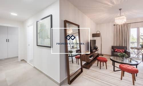 فلیٹ 2 غرفة نوم للبيع في عقارات جميرا للجولف، دبي - Ready two bedroom apartment in Alandalus apartment