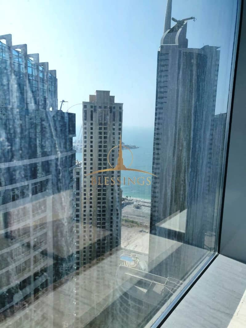 11 Full Sea View | Brand New | 2BR+M