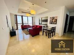شقة في برج مراد البرشاء 1 البرشاء 2 غرف 1150000 درهم - 5076107