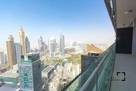 1 Bedroom Flat for Rent in DIFC, Dubai - Sea View | High Floor | Rented