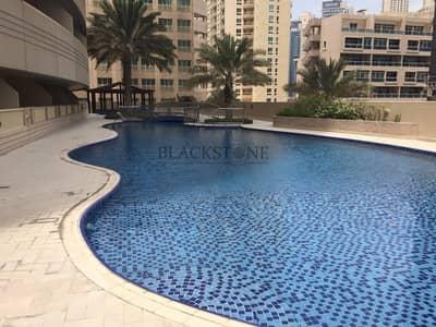 فلیٹ 1 غرفة نوم للبيع في دبي مارينا، دبي - Cozy Fully Furnished 1 BR | High Floor | Vacant | 0% Commission