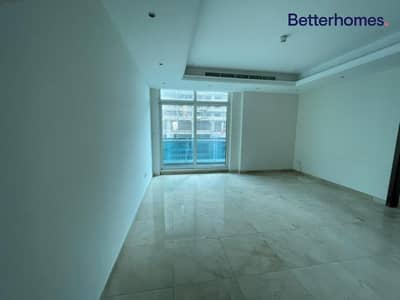1 Bedroom Apartment for Rent in Dubai Marina, Dubai - Vacant   Unfurnished   Marina View   Low Floor