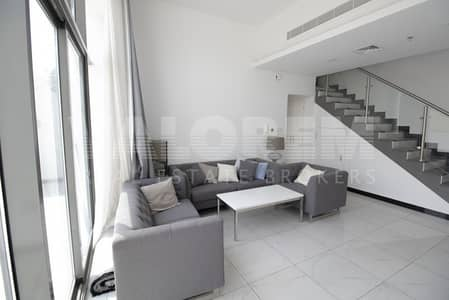 1 Bedroom Apartment for Sale in Jumeirah Village Circle (JVC), Dubai - Ready To Move |Investor Friendly |Spacious  Duplex