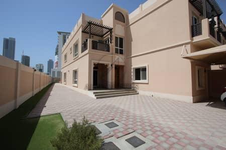 فیلا 4 غرف نوم للايجار في البرشاء، دبي - Brand New  Furniture 4BED Villa + Maid  | Maintenance Free | Private Pool