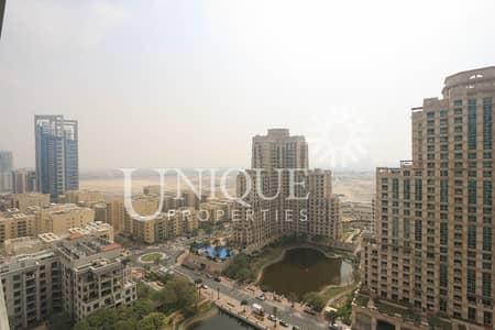 شقة 1 غرفة نوم للبيع في ذا فيوز، دبي - Fairways N. | Spacious 1BR | Canal View