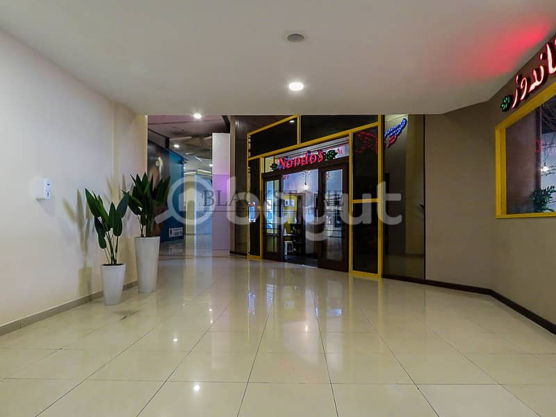 10 Retail Space for Rent| Fitted as Restaurant | Vacant