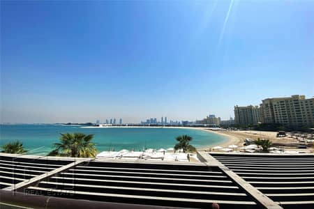 Studio for Rent in Palm Jumeirah, Dubai - Available Now |  Full Sea Views  |  Vacant