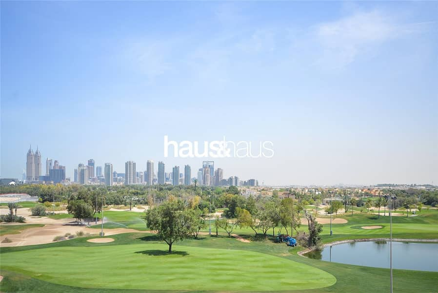 1 The Hills | Biggest Layout | Golf Views | Maids