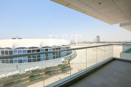 فلیٹ 1 غرفة نوم للايجار في مدينة دبي الرياضية، دبي - Exclusive: Unfurnished and Ready to Move In
