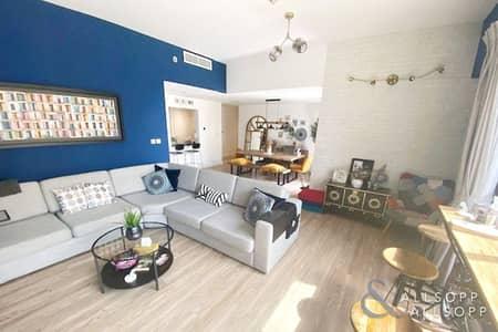 شقة 3 غرف نوم للبيع في جميرا بيتش ريزيدنس، دبي - 3 Beds | Highly Upgraded | Sea View | VOT