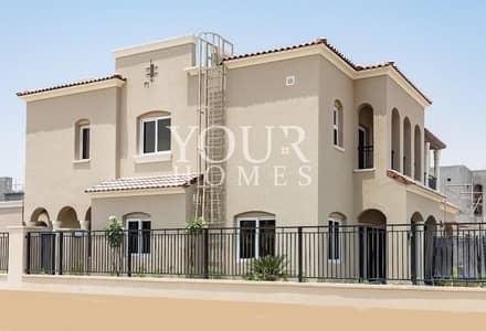 فیلا 3 غرف نوم للبيع في سيرينا، دبي - OP  3BHK+M Corner villa Casa Viva Serena