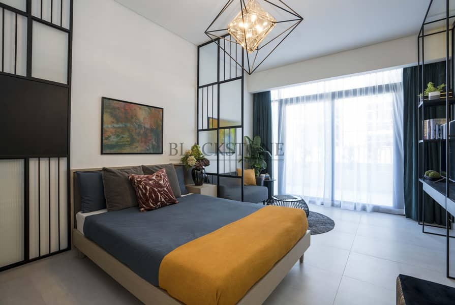 Luxurious Studio | 3 Years Payment Plan | Prime location