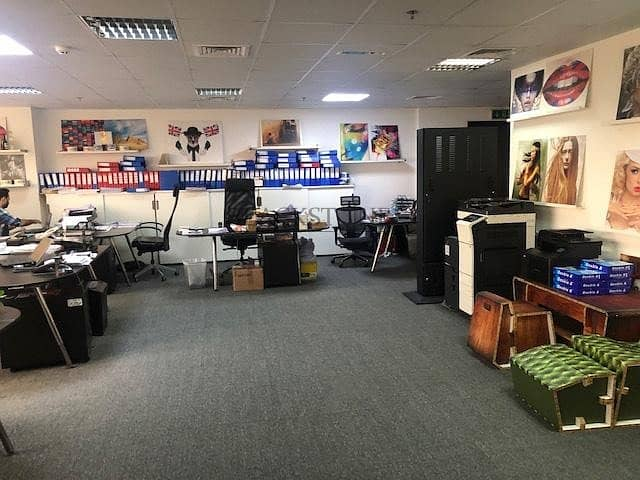 10 Spacious Office Space for Sale| Vacant | Fully Fitted