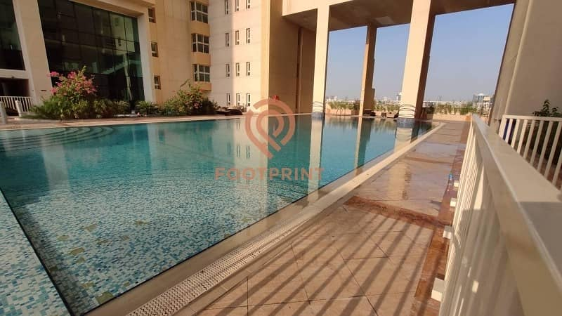 Spacious  and Bright - 1BHK with 2 Full washrooms