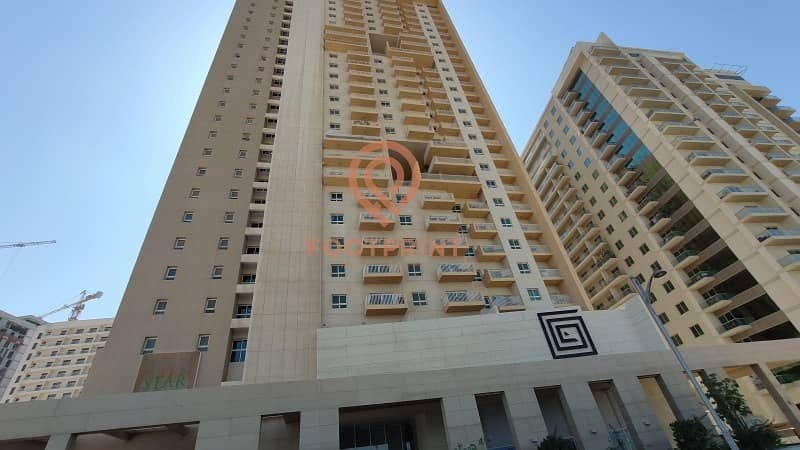 2 Spacious  and Bright - 1BHK with 2 Full washrooms