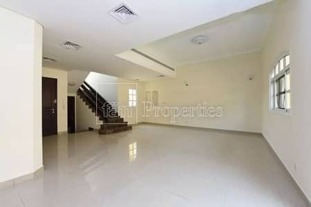 3 Bedroom Townhouse for Sale in Dubai Sports City, Dubai - Three Bed+maids at low price for sale