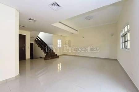 تاون هاوس 3 غرف نوم للبيع في مدينة دبي الرياضية، دبي - Three Bed+maids at low price for sale