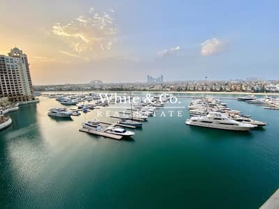 2 Bedroom Apartment for Rent in Palm Jumeirah, Dubai - SUNSET VIEWS | 2 PLUS STUDY | VIEW TODAY