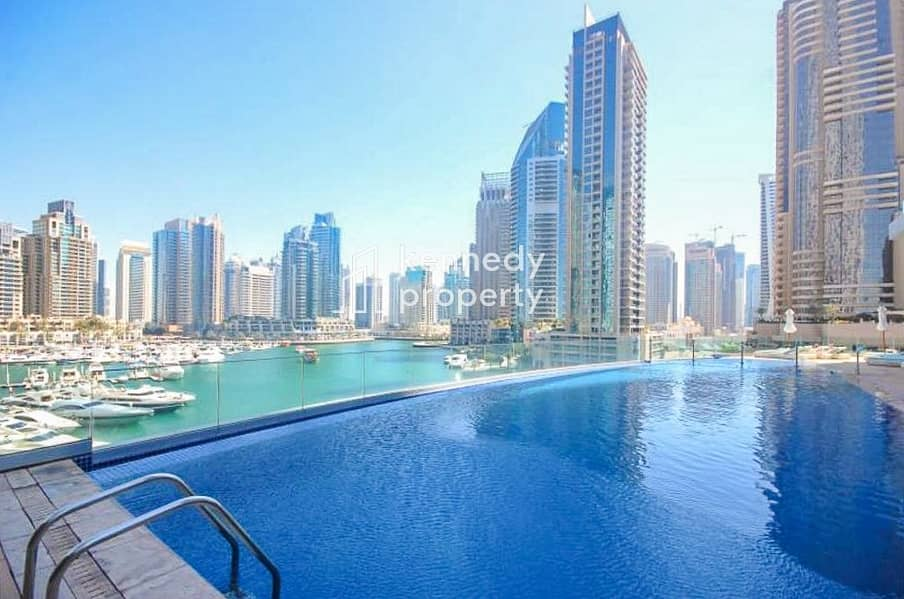11 Marina View I Impressive Layout I Unfurnished