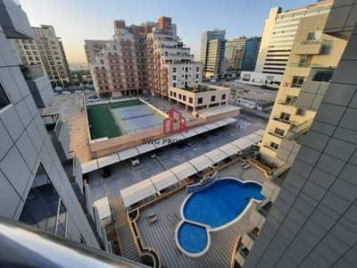 شقة 1 غرفة نوم للايجار في واحة دبي للسيليكون، دبي - Pool View I 1BHK I Balcony I Silicon Heights I DSO