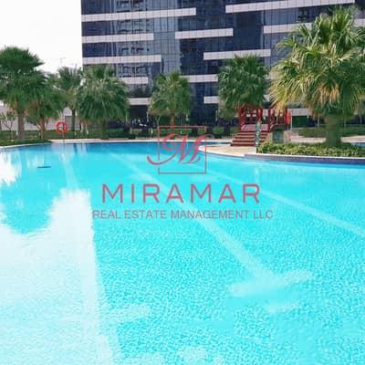 فلیٹ 3 غرف نوم للايجار في جزيرة الريم، أبوظبي - AMAZING SEA VIEW | HIGH FLOOR | LARGE 3B+MAIDS APARTMENT | LUXURY UNIT