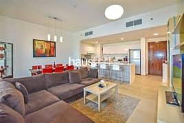 شقة في الأندلس عقارات جميرا للجولف 2 غرف 1150000 درهم - 5076726