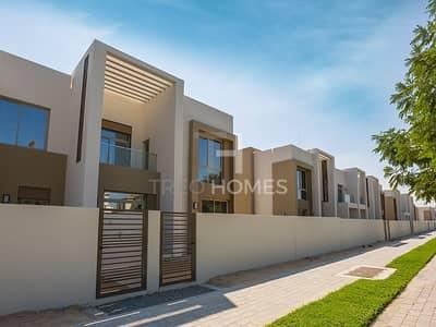 تاون هاوس 3 غرف نوم للبيع في المرابع العربية 2، دبي - Internal Road | Opposite Pool | 3Bed+Maid