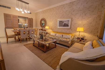فلیٹ 2 غرفة نوم للايجار في محيصنة، دبي - Spacious Apt in Gated Community with Mall