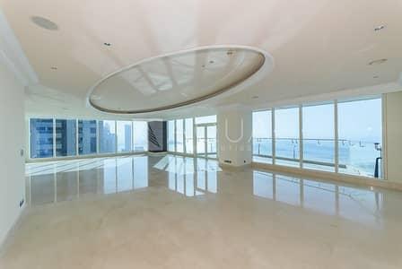 بنتهاوس 4 غرف نوم للايجار في دبي مارينا، دبي - Luxury Building | VIP | Superb Sea View