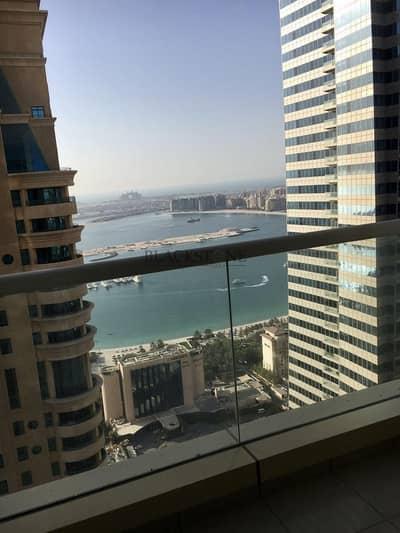شقة 2 غرفة نوم للبيع في دبي مارينا، دبي - BEAUTIFUL  2BR| SEA VIEW| HIGH FLOOR