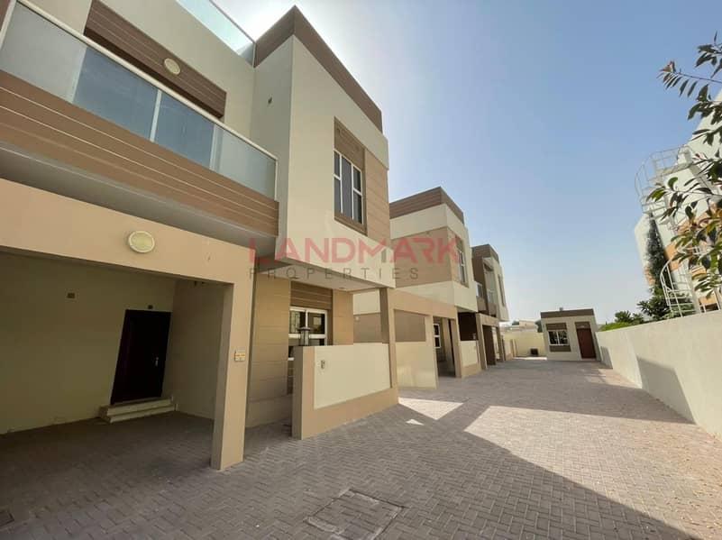 22 Brand New Modern 3 Bedrooms plus Maid Near Abaya Mall