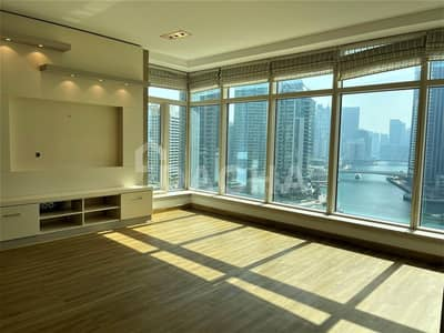 3 Bedroom Flat for Rent in World Trade Centre, Dubai - Fully upgraded /  Sleek finishes / Marina View