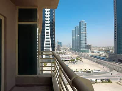 1 Bedroom Apartment for Rent in Jumeirah Lake Towers (JLT), Dubai - Balcony | Covered Parking | 2 Bath