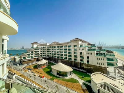 2 Bedroom Apartment for Rent in Palm Jumeirah, Dubai - Amazing View / Fully Furnished / Vacant