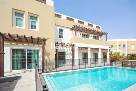 فیلا 5 غرف نوم للبيع في مدن، دبي - Exclusive listing Large 5 bed with private pool