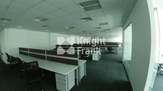 مکتب  للايجار في دبي فيستيفال سيتي، دبي - Commercial Office to Rent in Dubai Festival City