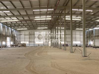 Warehouse for Sale in Technology Park, Dubai - New Industrial Warehouse in NIP - Build to Suit