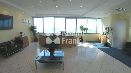 Office for Rent in Dubai Internet City, Dubai - Fully Fitted | Panoramic Golf Course Sea View