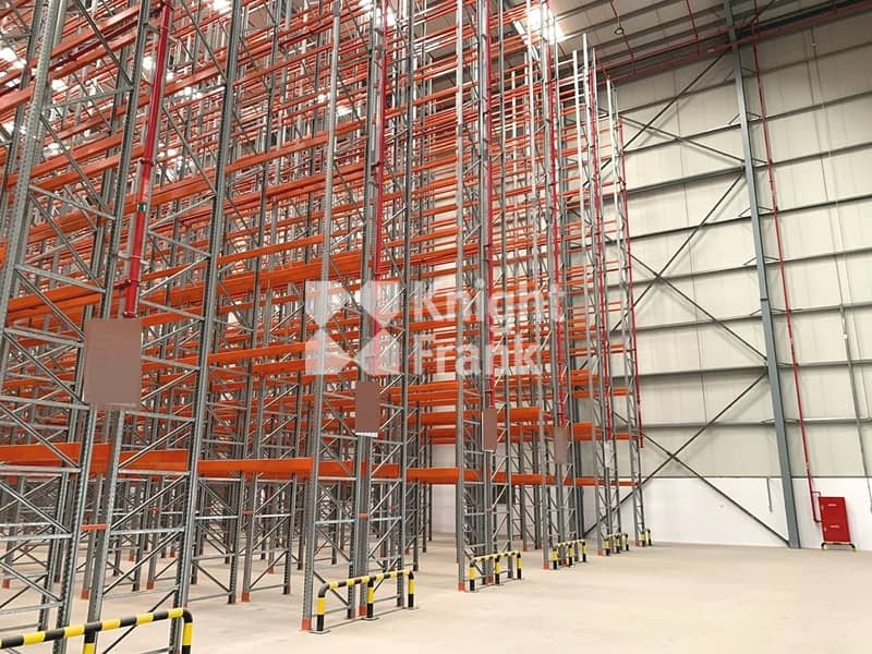 FULLY RACKED   750 KW Power   23m height