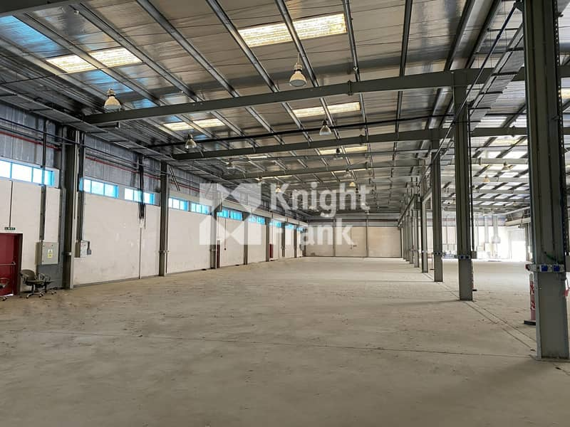 2 Industrial Warehouse and Corporate Office For Sale