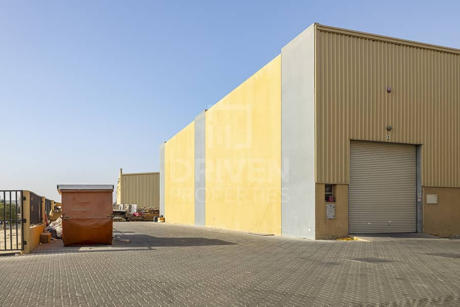 2 Rented Warehouse for Sale with High ROI