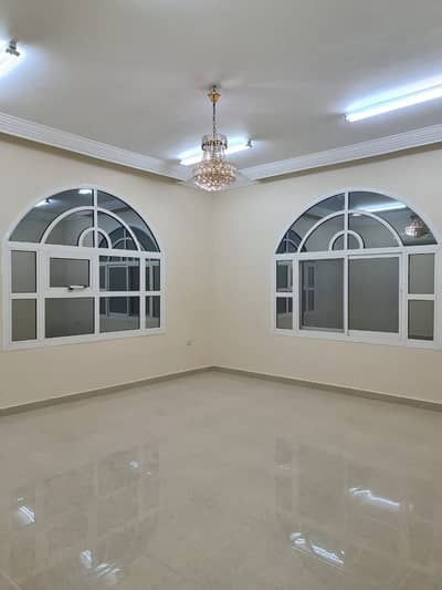 4 Bedroom Apartment for Rent in Al Shamkha, Abu Dhabi - Spacious 4 Master Bedrooms Apartment With Hall, Balcony, Private Roof and Maids Room in AL Shamkha.