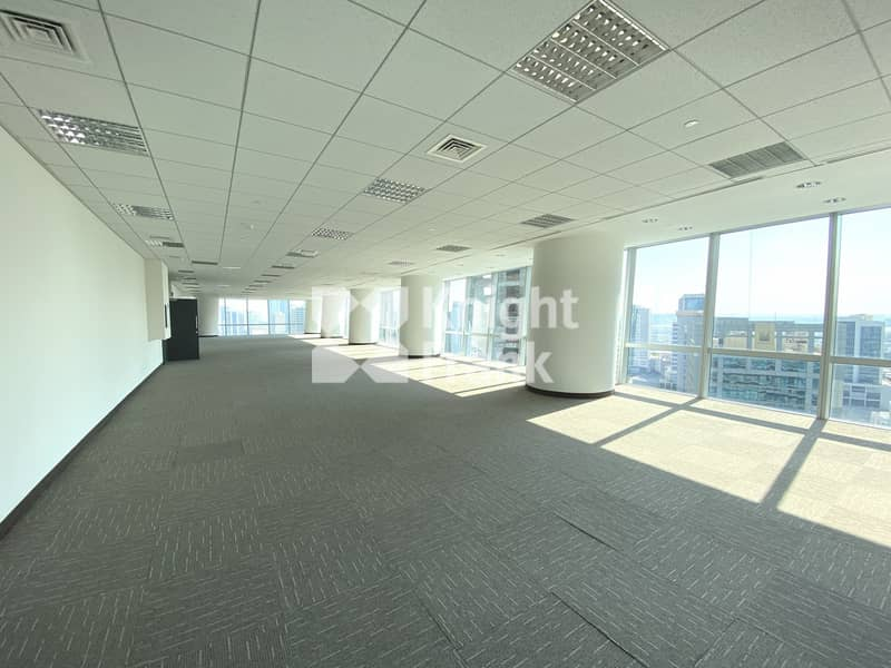Numerous Options of Fitted Office to Lease