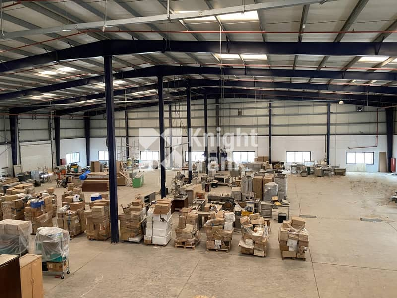 Warehouse | Corporate Office | 10m Eaves Height
