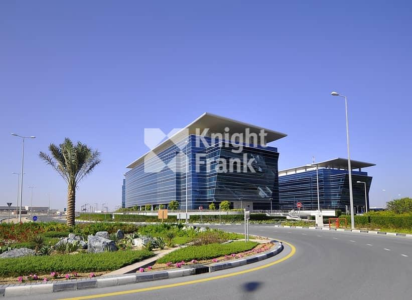 Dubai South | Freezone Offices to Lease